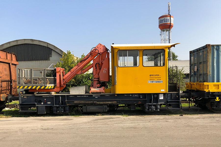 Manutenzione e costruzione linee T.E.
